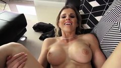 Mother hardcore first time Cory Chase in Revenge On Your