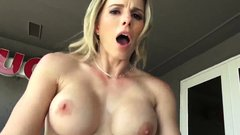 Hot blonde milf hardcore first time Cory Chase in Revenge