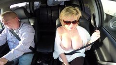 Unfaithful english milf lady sonia flaunts her huge boobies9