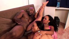 FreeOne - Slutty Ebony Whores