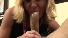 Real milf gets butt fuck