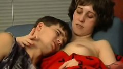 Sexy stepmom takes care of teenager - More On HDMilfCam.com
