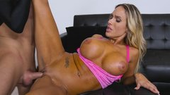 Tegan James Milf Hunted During Yoga Lesson