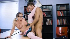Brazzers - Big Tits at School -  Cum Credits
