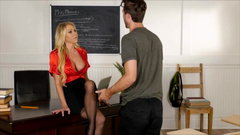 Katie Morgan Sexy Teacher