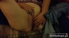 college  friend fingering my wife