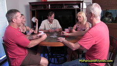 The Neighbor Poker Party