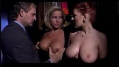 2 Milfs fucks one Guy (Vintage)