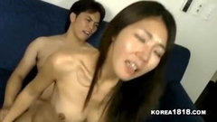 towel korean milf in jav