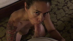 Dana Vespoli bedroom tease