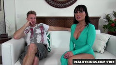 Reality Kings - Skanky milf Mahina Zaltana dresses up like a
