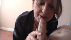 Bridget Lee - Creampie Mom For Good Night