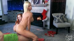 BTS & Outtakes: My Two StepMoms - Alexis Fawx & Lady Fyre