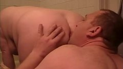 Busty BBW Loves Her Hot Asshole Tonguefucked:Gets Real Loud!