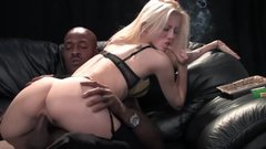 Smoking Hot Slim British Blond Harmony Hex