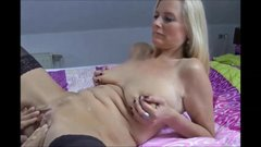 Sagged Milf Cuckold Cleanup