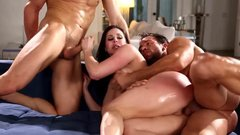 Kendra Lust Threesome