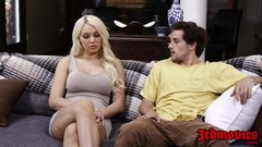 Busty Stepmom Kenzie Taylor Gets Fucked Hard By Her Stepson