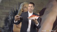 Ajit Pai Talks About Net Nutrality While getting Fucked By all Of America