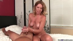Milfs Got Her Special Focus On Big Cocks