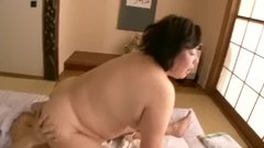 BBW Japanese MILFs Unquenchable Lust Shizuko Ouchi