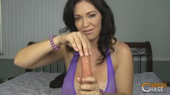 Stroke Your Cock Just Like This With Mega Hot Wife Charlee Chase!