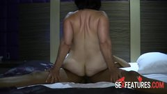 Big Booty Latina Mature Creampie